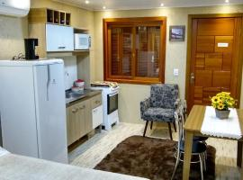 Apto Dom Victor 101, self catering accommodation in Gramado