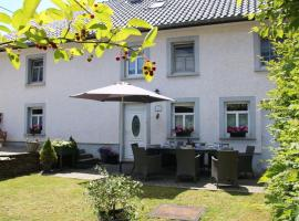 Spacious Holiday Home with Private Garden in Ardennes, hotel in Burg-Reuland