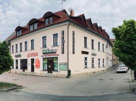 Guesthouse Zlatý Hrozen, hotel v destinaci Česká Lípa