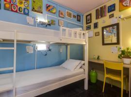 Piratas da Praia Fit Hostel, hostel in Recife