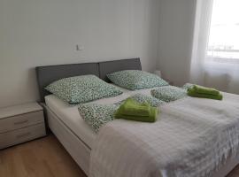 Stadtwohnung 2-Zimmer 4 Schlafplätze, apartment in Mannheim