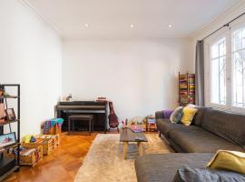 Insuperable hogar STGO, habitación en casa particular en Santiago