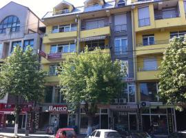 Venecia Apartments, apartment in Struga