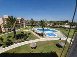 La Burbuja, apartment in Almería