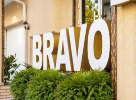 Bravo Hotel, отель в Ольгинке