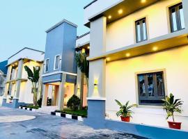 MayFair Hotel Maitama Abuja, hotel in Abuja