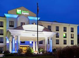 Holiday Inn Express Knoxville-Strawberry Plains, an IHG Hotel, hotel in Knoxville
