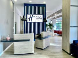 Holiday Inn Express Ciudad de las Ciencias, hotel en Valencia