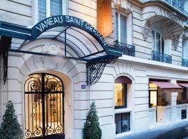 Hôtel Vaneau Saint Germain, hotel near Vavin Metro Station, Paris