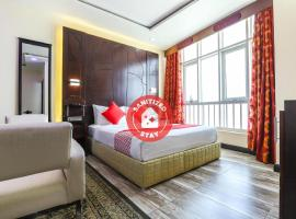 OYO 333 Shh Hotel, hotel near Fujairah International Airport - FJR, Fujairah