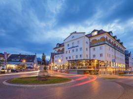 Luitpoldpark-Hotel, hotel in Füssen