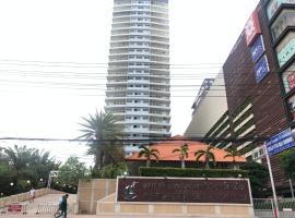 View Talay 6 Pattaya Beach Apartment by Honey ที่พักให้เช่าในพัทยากลาง