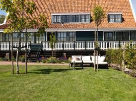 Saenliefde, hotel near De Zaanse Schans, Wormer