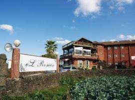 Elroman Pension, villa in Jeju