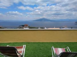 Oasi Madre della Pace, family hotel in Sorrento