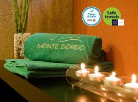 Monte Gordo Hotel Apartamentos & Spa, hotel in Monte Gordo