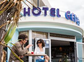 Hôtel Restaurant Gédéon, hotel near Montpellier - Mediterranee Airport - MPL, Carnon-Plage