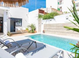 Casa en Son Espanyolet – hotel w pobliżu miejsca Miasteczko Hiszpańskie w Palma de Mallorca