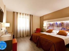 Hotel Porcel Sabica, hotel in Granada