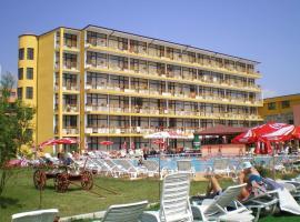 Hotel Trakia Garden - Half Board, отель в городе Солнечный Берег