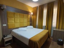 Hotel Midi-Zuid, hotel in Brussels