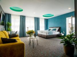 Hotel Planet Prague, hotel near Florenc Central Bus Station, Prague