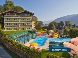 Hotel Berner, hotel in Zell am See