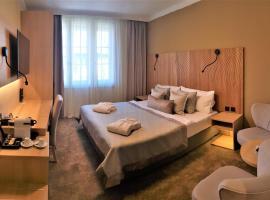 Hotel Clement, hotel near Florenc Central Bus Station, Prague