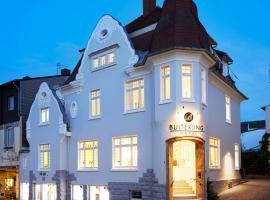 BUITERLING Hotel, hotel en Brilon