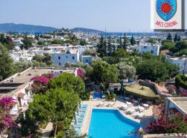 Moonshine Hotel & Suites, hotel in Bodrum City