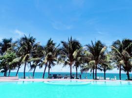 Pacific Beach Resort, khách sạn ở Mũi Né