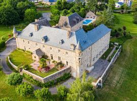 Château de la Falque, The Originals Relais (Relais du Silence), hôtel à Saint-Geniez-d'Olt
