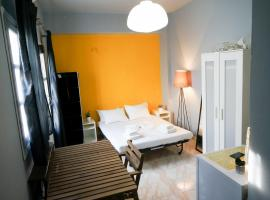 Fira central Large room and kitchen, pet-friendly hotel in Fira