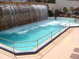 Kapolos spa Hotel, отель в Лутра-Эдипсу