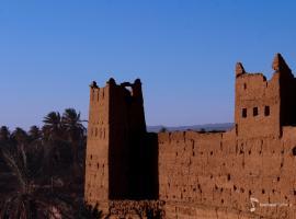 Bivouac Joudour Sahara, luxury tent in Mhamid
