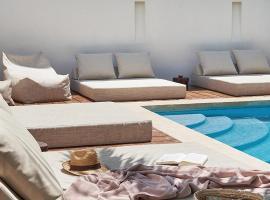 Tierra del Mar Hotel - Adults Only, hotel in Holbox Island