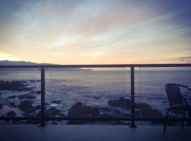 Oceanfront Escape, apartment in Wellington