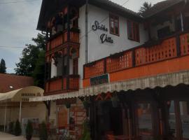 VILA SZOKE SOVATA, hotel din Sovata