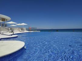 Apartamento SIDI Resort de lujo en Playa San Juan, hostelli Alicantessa