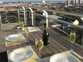 Cozy BoHo Antwerp, accessible hotel in Antwerp