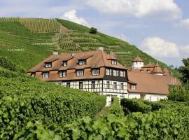 Schloss Neuweier, ξενοδοχείο στο Μπάντεν-Μπάντεν