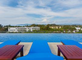 Aristo Beach Resort by Sead, hotel in Surin Beach