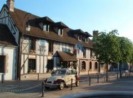 Auberge Du Cheval Blanc - Les Collectionneurs, hôtel à Selles-Saint-Denis