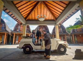Khanaya Hotel Borobudur, hotel di Borobudur