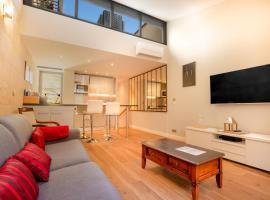Appartement Climatisé avec Rooftop en Hypercentre, appartement à Bordeaux