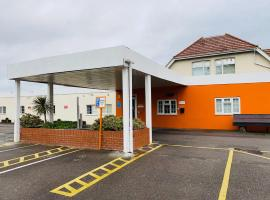 easyHotel London Heathrow, hotel perto de Aeroporto de Londres - Heathrow - LHR,