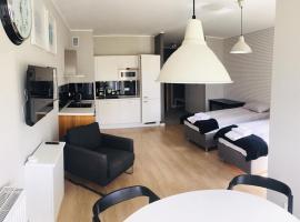 Golf Apartament 10, apartment in Wejherowo