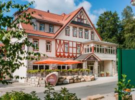 Hotel Villa Bodeblick, hotel a Schierke