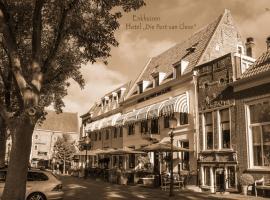 Die Port van Cleve, hotel in Enkhuizen