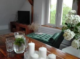 Brzoza i Świerk z widokiem na góry, self catering accommodation in Jelenia Góra